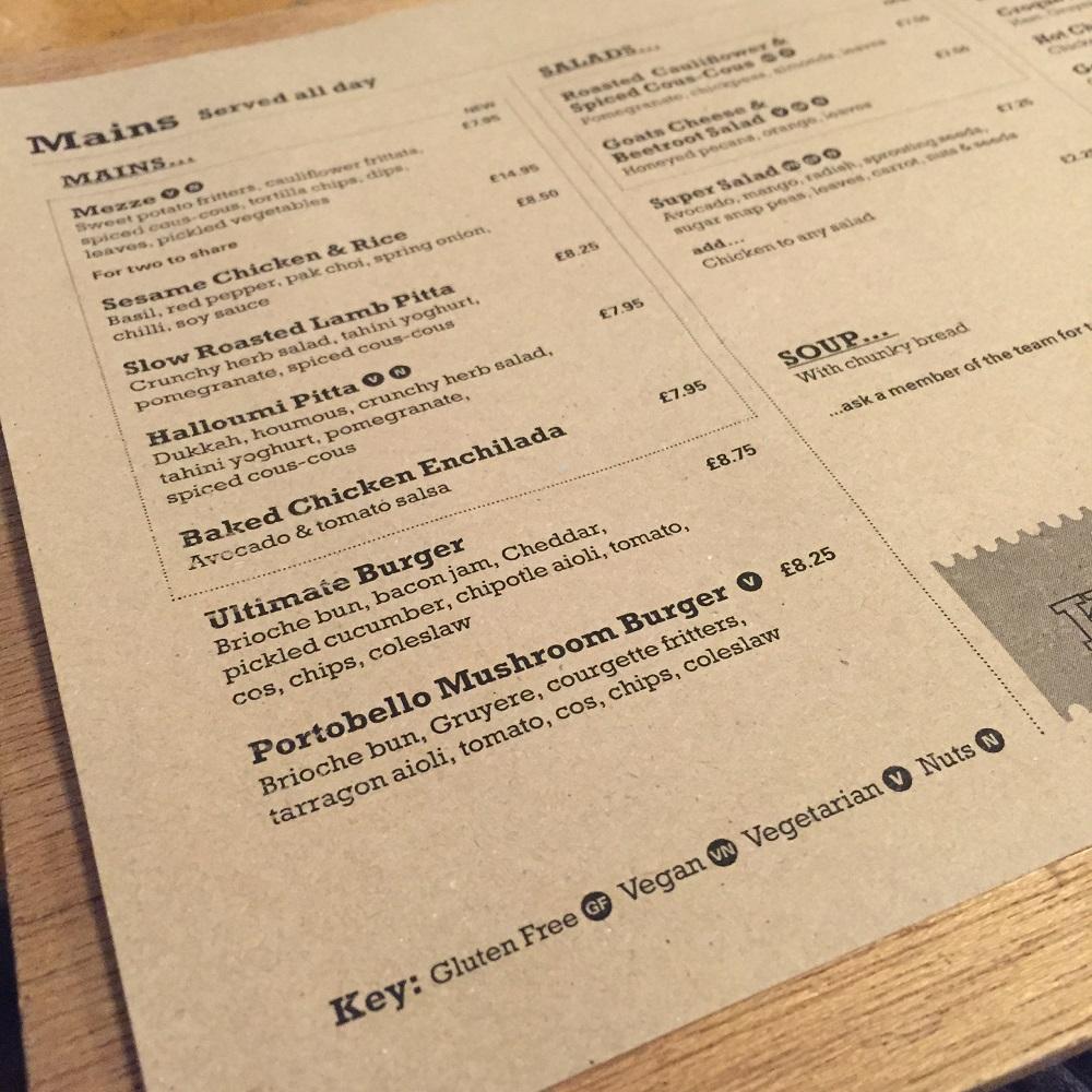 Boston Tea Party, Cheltenham - Blog Coffee at Clementine