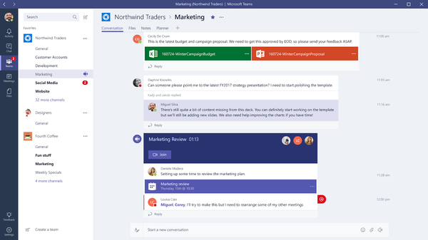 Top Digital Stories - Microsoft Teams vs. Slack Which Is Right for Your Business