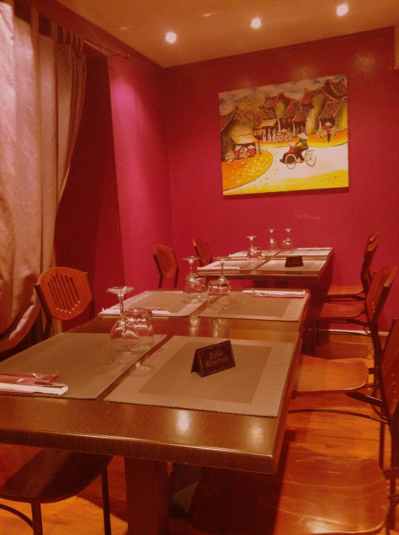 Ai vy restaurant vietnamien à pau un café avec clémentine