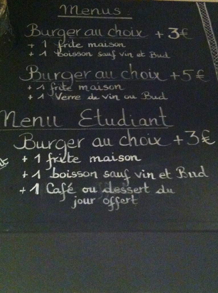 L Atelier du Burger, à Toulouse - Blog un café avec Clémentine