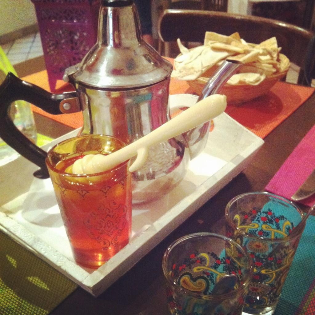 La fiancée du désert, restaurant libanais à Pau - Blog un café avec Clémentine