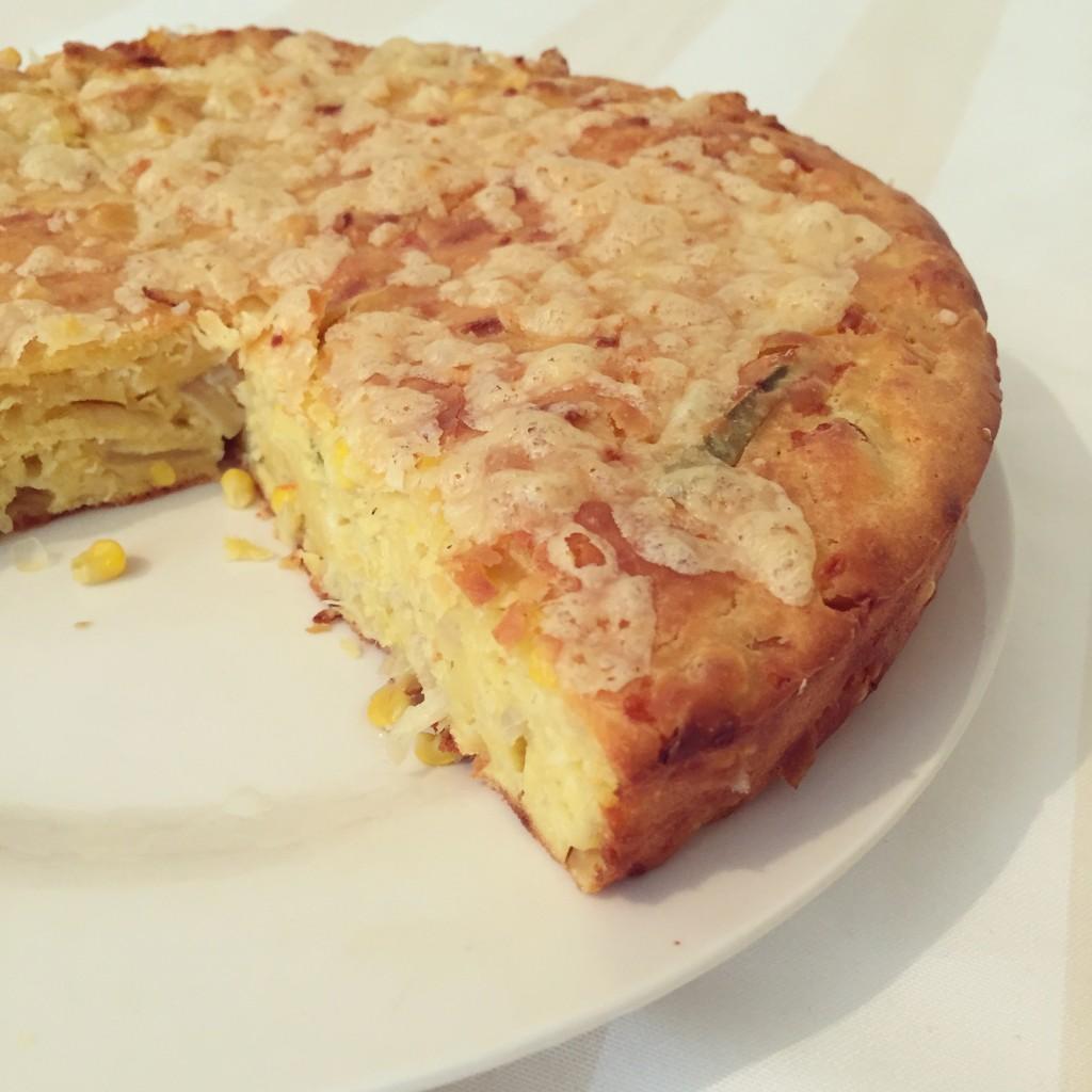Pain de maïs de Jamie Oliver - Blog un café avec Clémentine