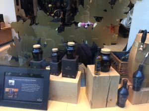 Boutique Maille - Une journée à Londres