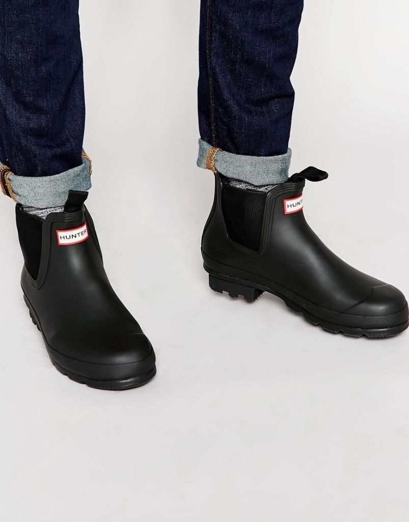 Avec style sous la pluie