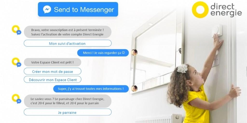 Actu Web : Chatbot : 5 retours d'expérience de marques pionnières