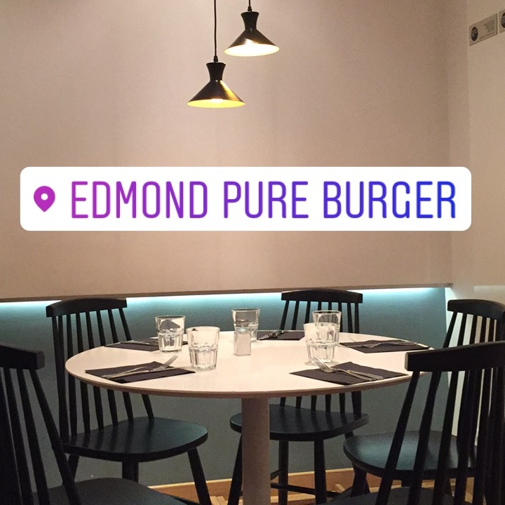 Edmond Pure Burger Bordeaux