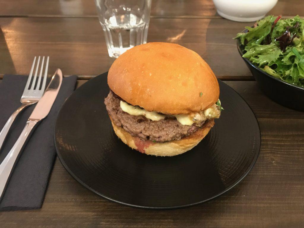 Edmond Pure Burger - Bordeaux - Un café avec Clémentine (2)