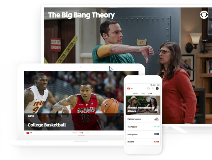 Top digital stories - YouTube TV