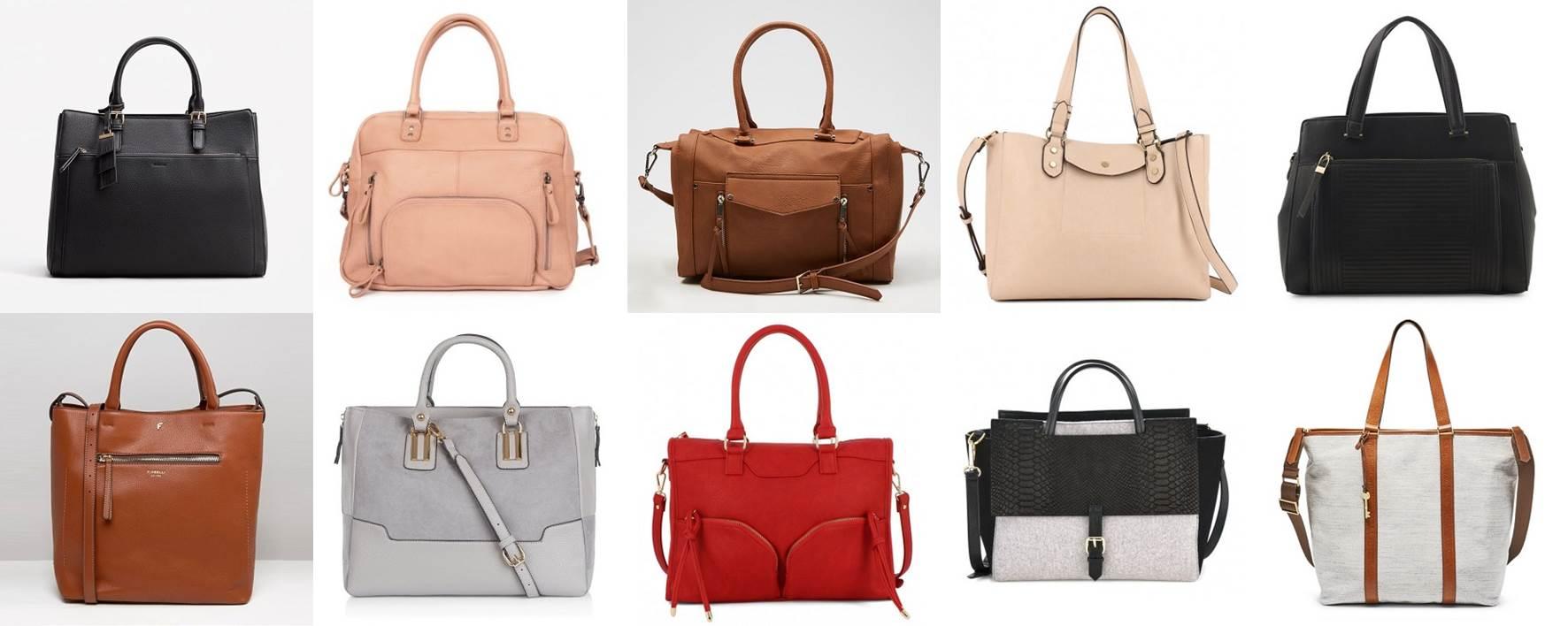 10 sacs à main de working-girl (ou comment