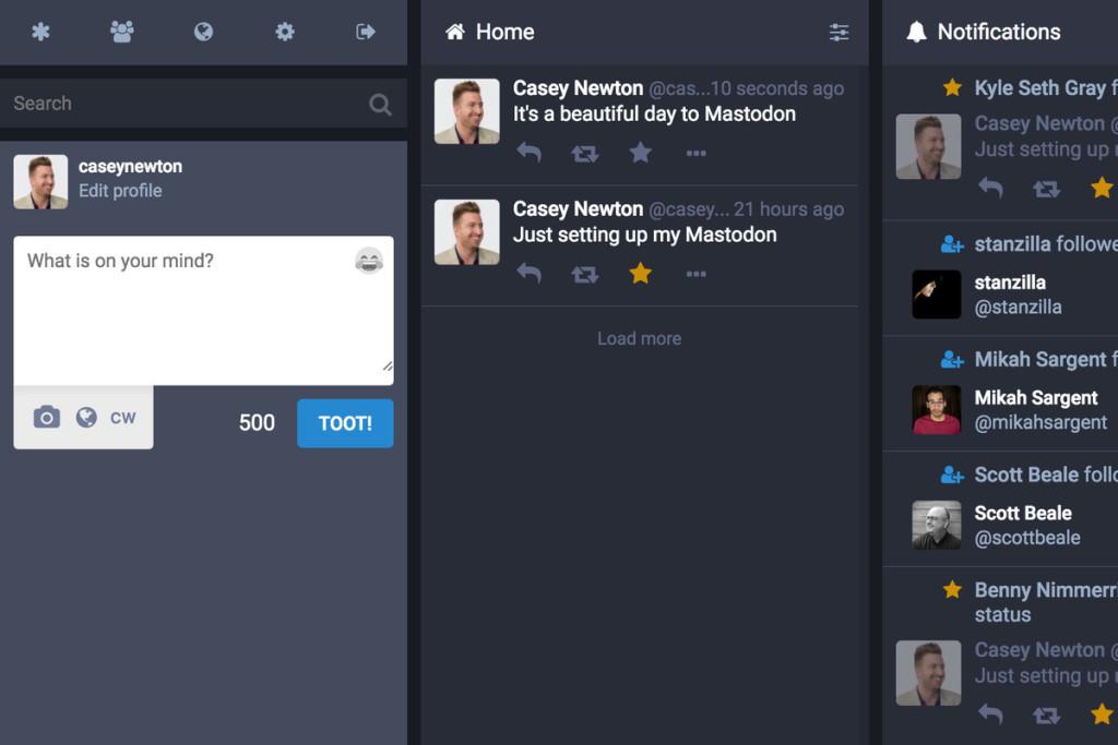 Mastodon le réseau social décentralisé qui pourrait éclipser Twitter
