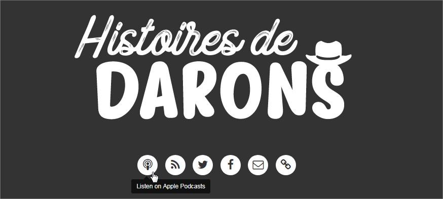 Histoires de darons - podcast