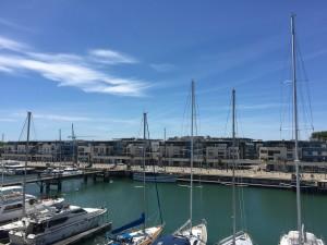 Un week-end à La Rochelle - Un café avec Clémentine