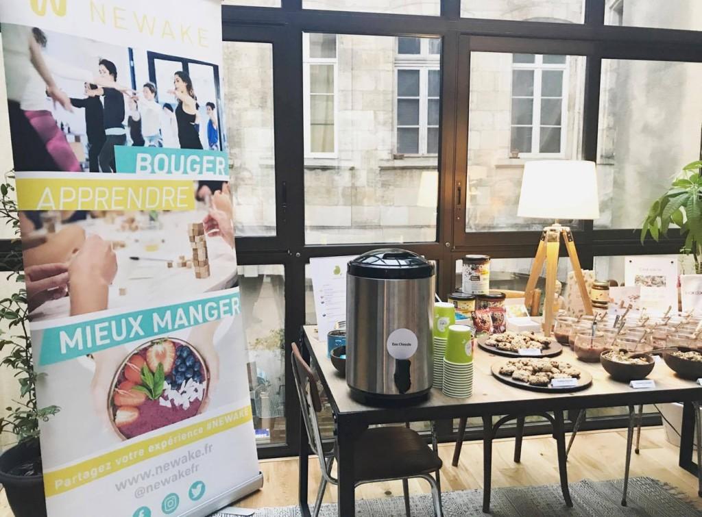 Newake - Bordeaux - Un café avec Clémentine