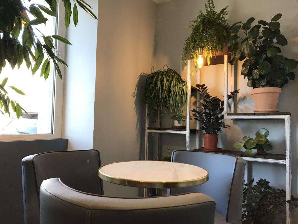 Maison Constanti - Boulevard Des Glaces - Salon de Thé - Pau - Un café avec Clémentine