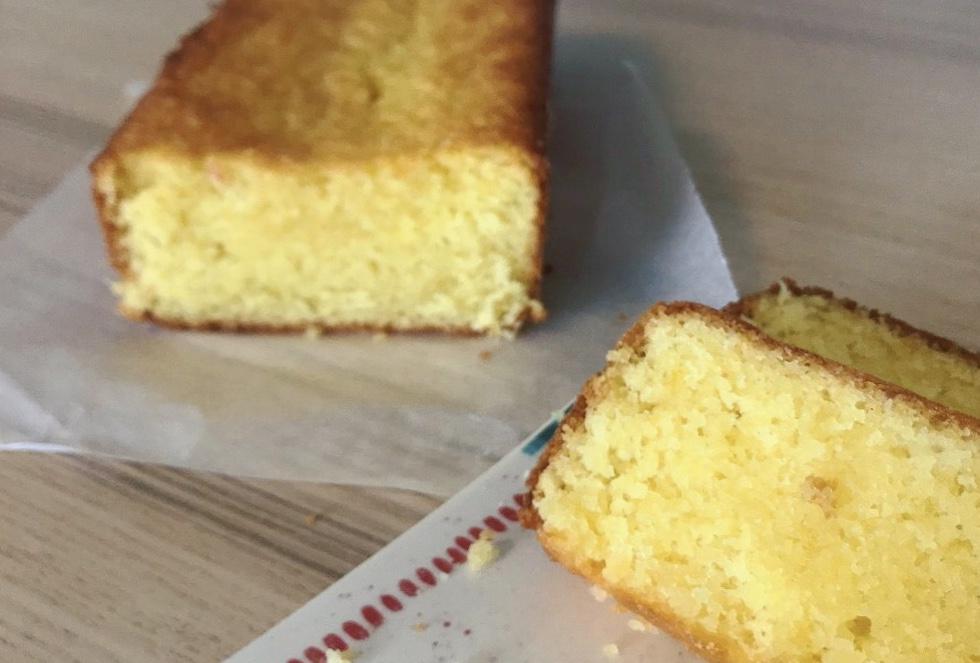 Cake au citron - un café avec Clémentine